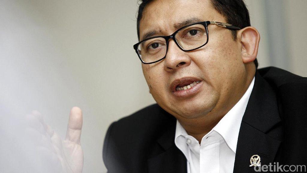 Fadli Zon: Jokowi Terlalu Cepat Memikirkan Periode Kedua