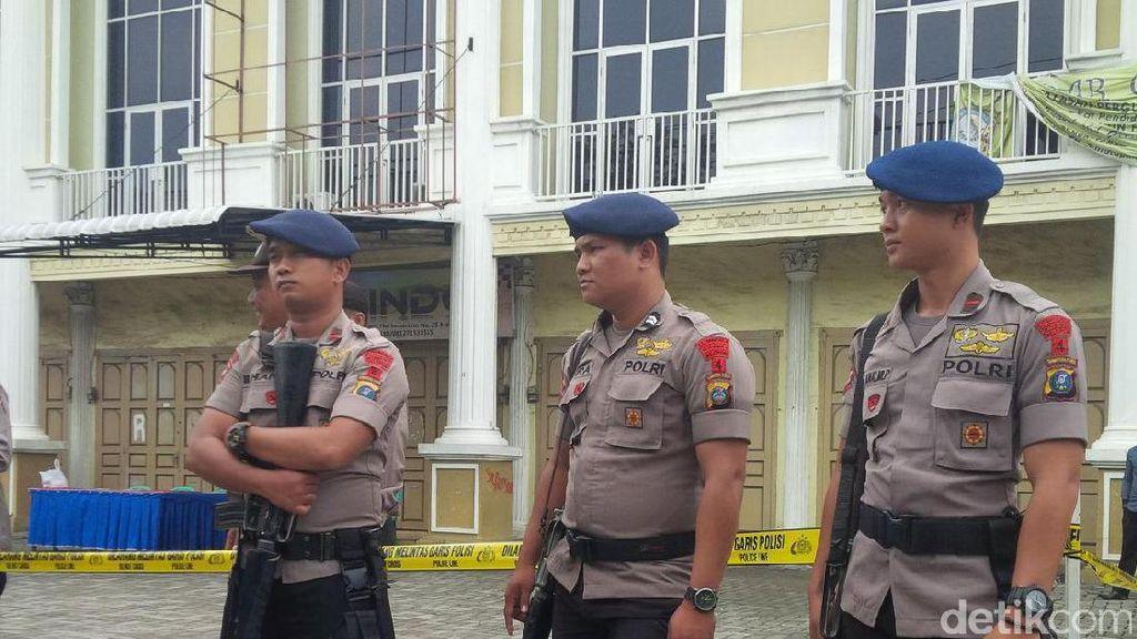Polisi Imbau Warga Jauhi Lokasi Tewasnya Pelaku Narkoba di Medan
