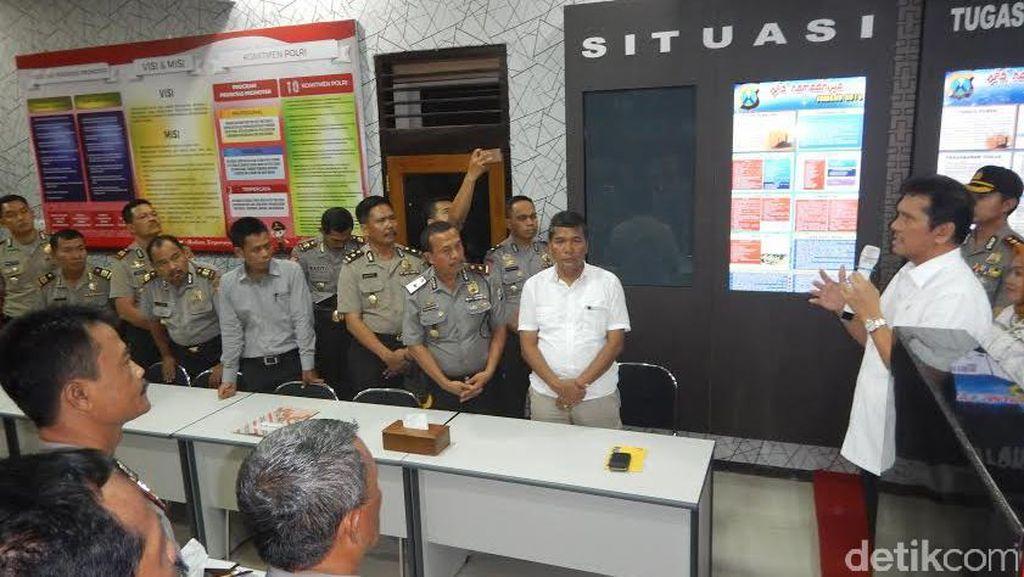 Menpan Yakin Polisi Indonesia Tidak Kalah dengan Polisi Luar Negeri