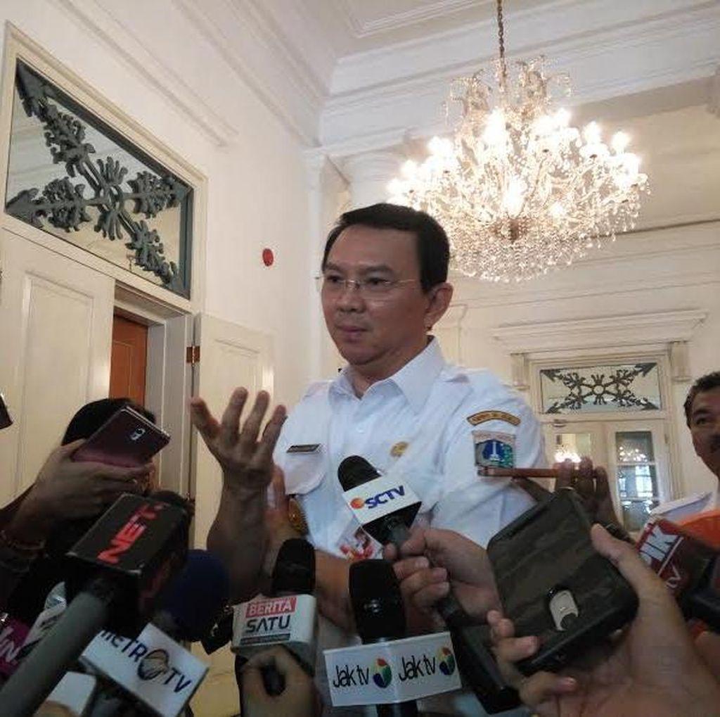 Ahok Tiba-tiba Temui Jokowi di Istana, Bahas Apa?