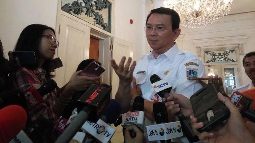 Ahok Khawatir APBD DKI 2017 Tidak Sah Bila Diteken Plt Gubernur