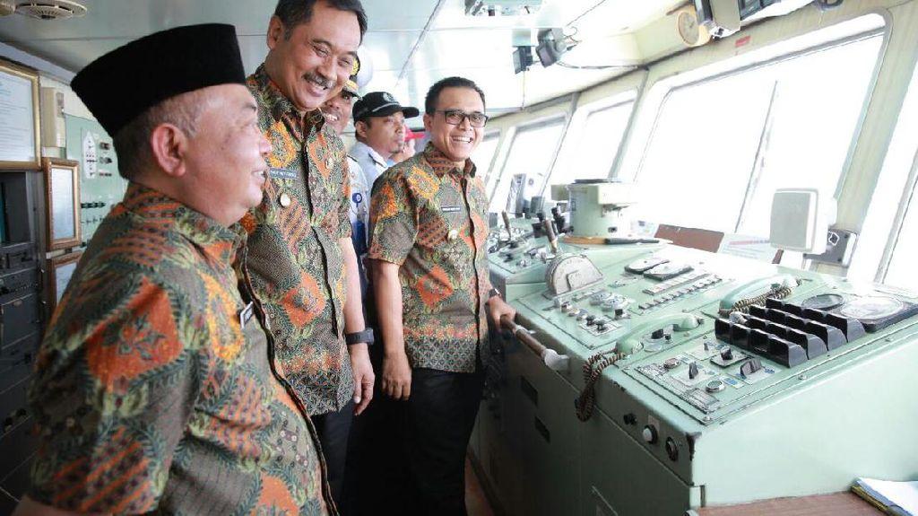 Jelang Cluster Wisata dengan Bali, Bupati Banyuwangi Soroti Transportasi Laut