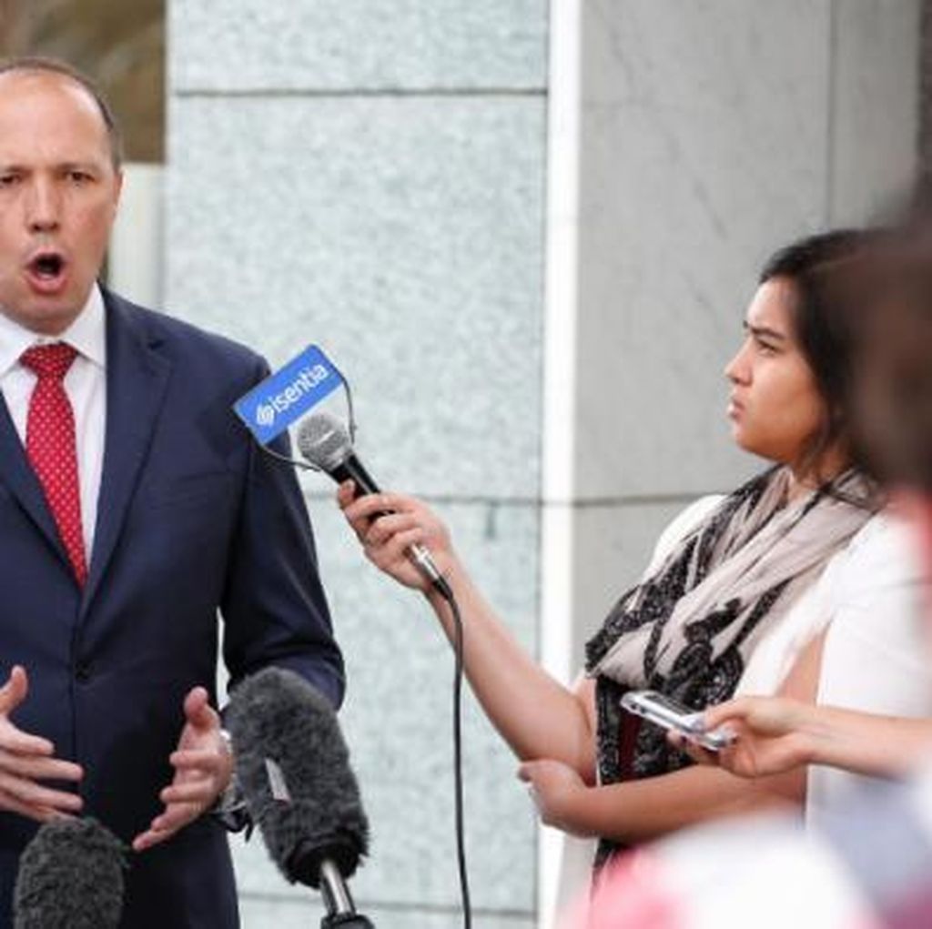 Pejabat Australia Tuding ABC Serang Kebijakan Pemerintah Soal Pengungsi di Nauru