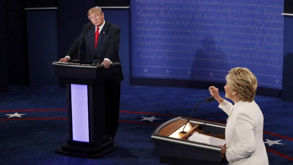 Kata-kata Trump Bad Hombres dan Wanita Kotor Ramai Dibahas di Medsos