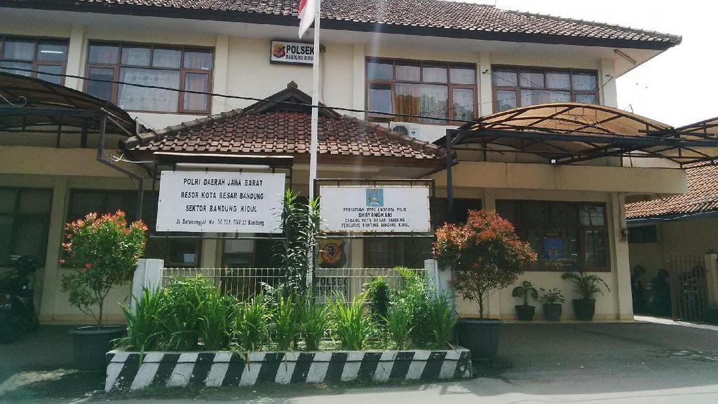 Terlibat Pemerasan Rp 1 Miliar, Ini Tempat Penangkapan Kanitreskrim Polsek Bandung Kidul