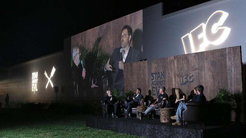 Uniknya Premiere Serial Stan Againts Evil di Cinespia