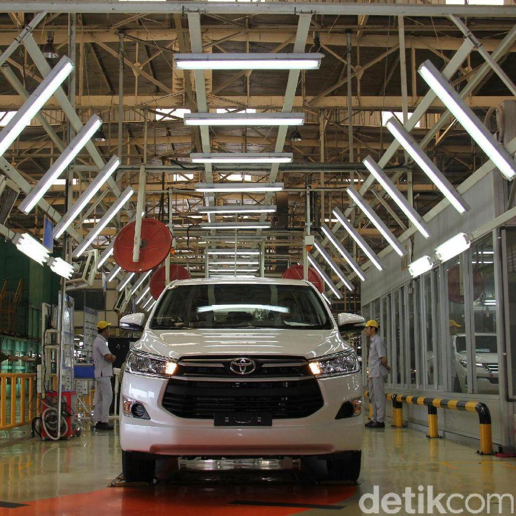 Transmisi Bermasalah, Toyota: Ini Tidak Berhubungan dengan Safety dan Kualitas