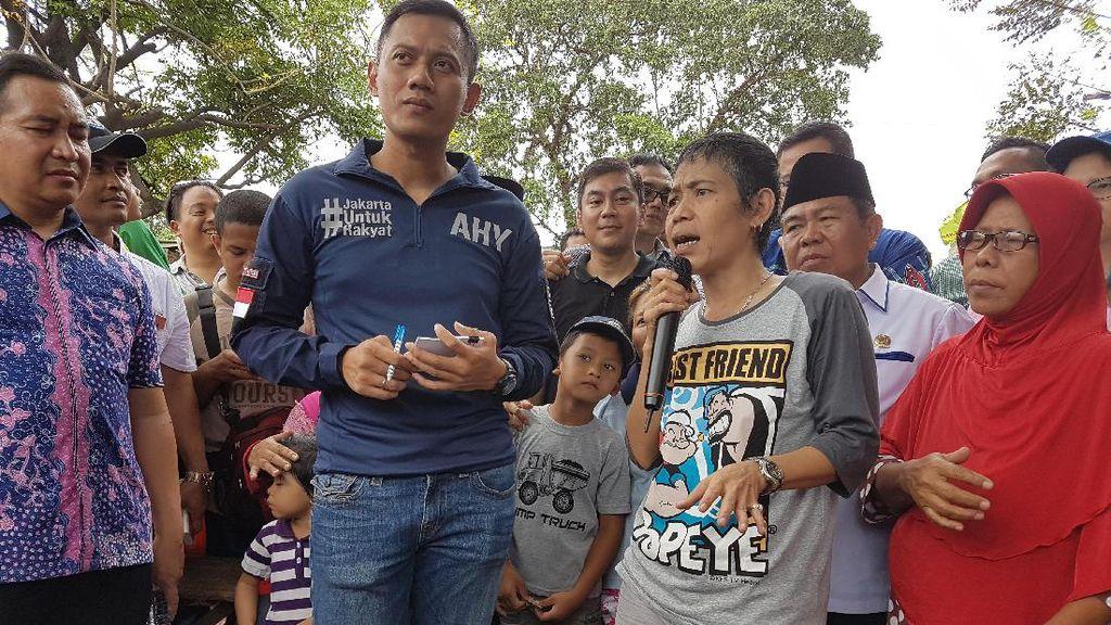 Elektabilitasnya Salip Anies, Agus Yudhoyono: Saya Tak Cepat Puas