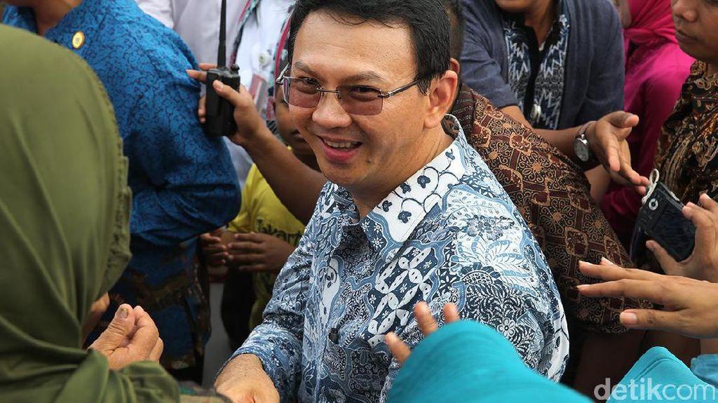 Bertemu Jokowi di Istana Pagi Ini, Ahok Pamit Cuti Kampanye