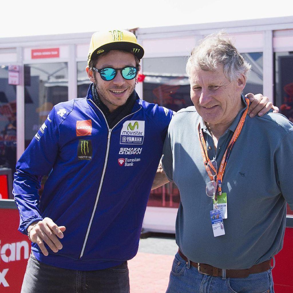Target Rossi: Naik Podium di Tiga Seri Sisa