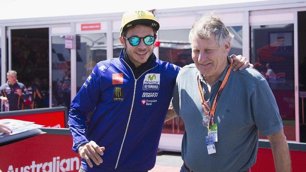 Performa Rossi pada 2015 dan 2016 di Mata Mantan Kepala Mekaniknya