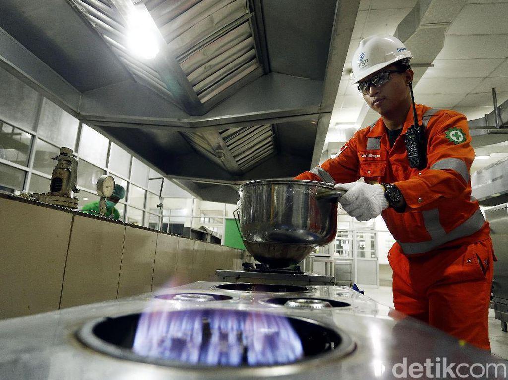 Gunakan Gas Bumi, RSPAD Dapat Service Khusus dari PGN