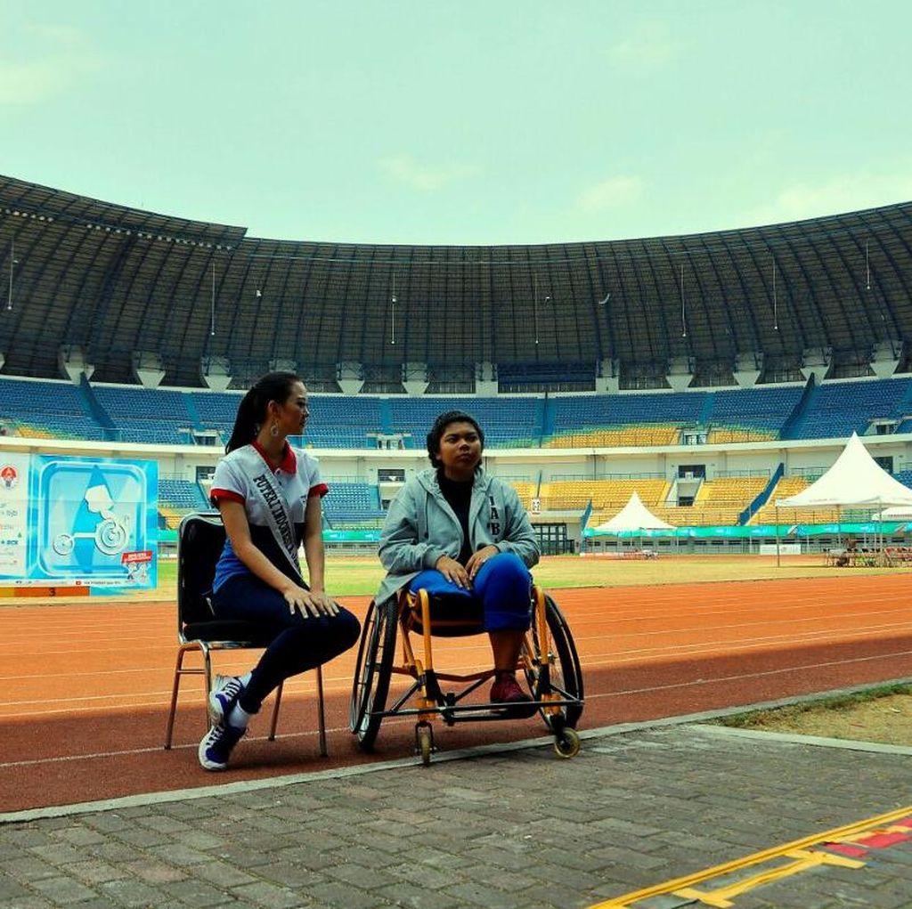 Debora Temukan Hidup Baru Lewat Olahraga