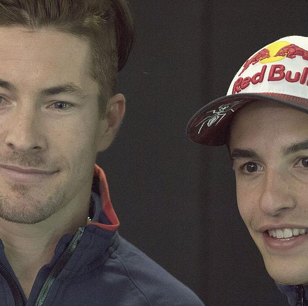 Kenangan Spesial Bikin Marquez Sangat Antusias Setim dengan Hayden