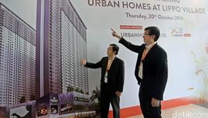 Lippo Luncurkan Urban Homes