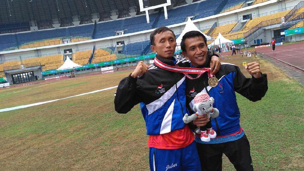 Semangat Abdul Halim Jadi yang Terbaik di Lintasan Atletik