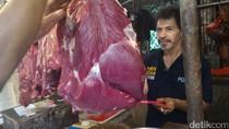 Ada Daging Kerbau India Rp 75.000/Kg, Penjualan Daging Lokal Turun Hingga 70%