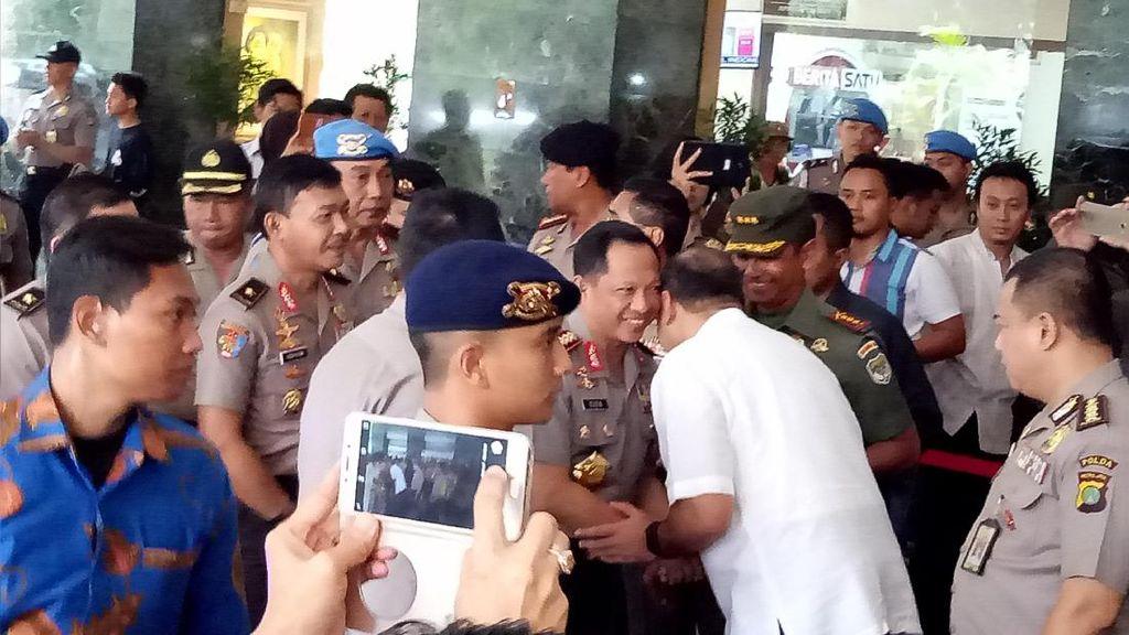 Polisi Tangerang Diserang, Kapolri akan Tambah Alat Pengamanan Personel