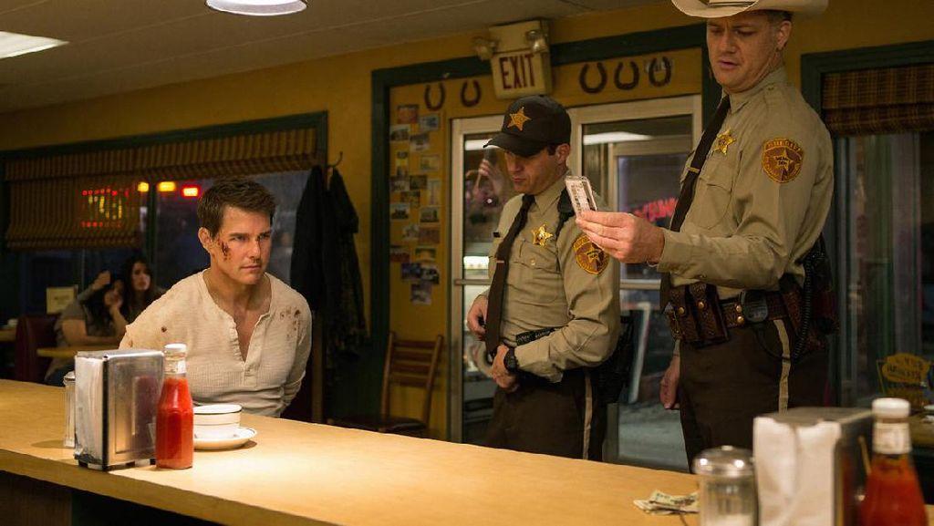 'Jack Reacher 2': Aksi Melempem Tanpa Kharisma