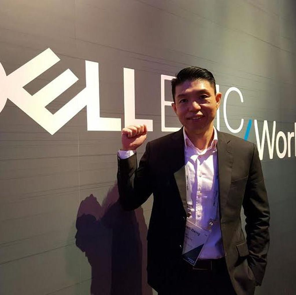 Dell Incar Bisnis Smart City di Indonesia