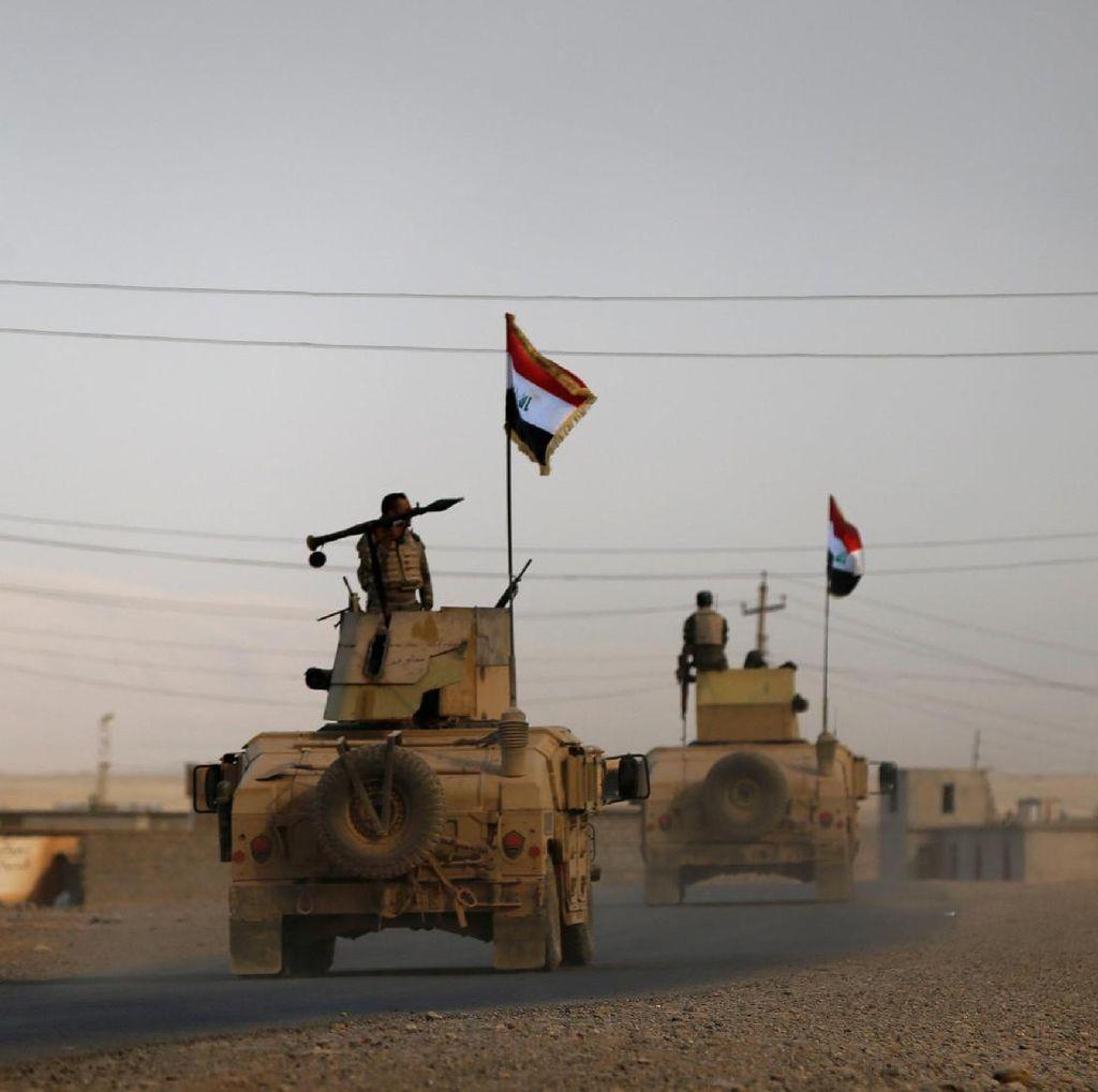 ISIS Serang Kota Kirkuk Irak, 18 Orang Tewas