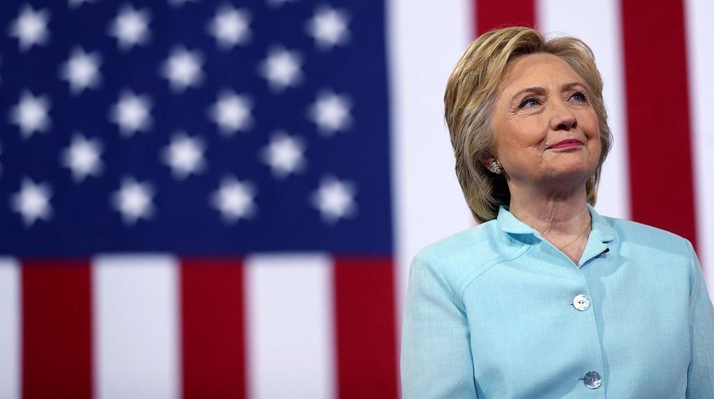 Ada Serbuk Putih, Kantor Pusat Kampanye Hillary Clinton Dikosongkan