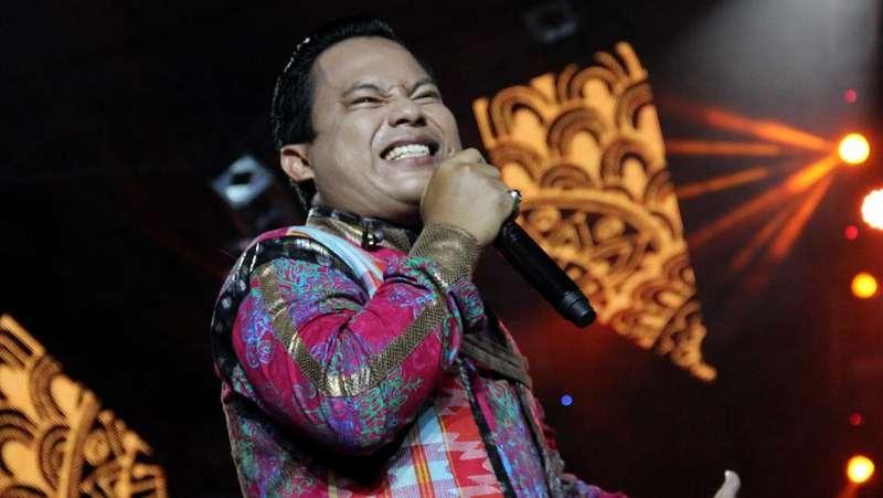 Wali On Fire di Taman Mini Indonesia Indah