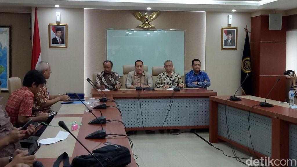 Jokowi akan Minta Laporan Hasil Kerja 3 Bulan Satgas Saber Pungli