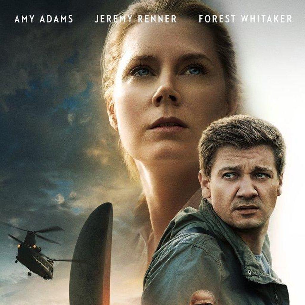 Amy Adams Selamatkan Bumi dari Serangan Alien di Arrival