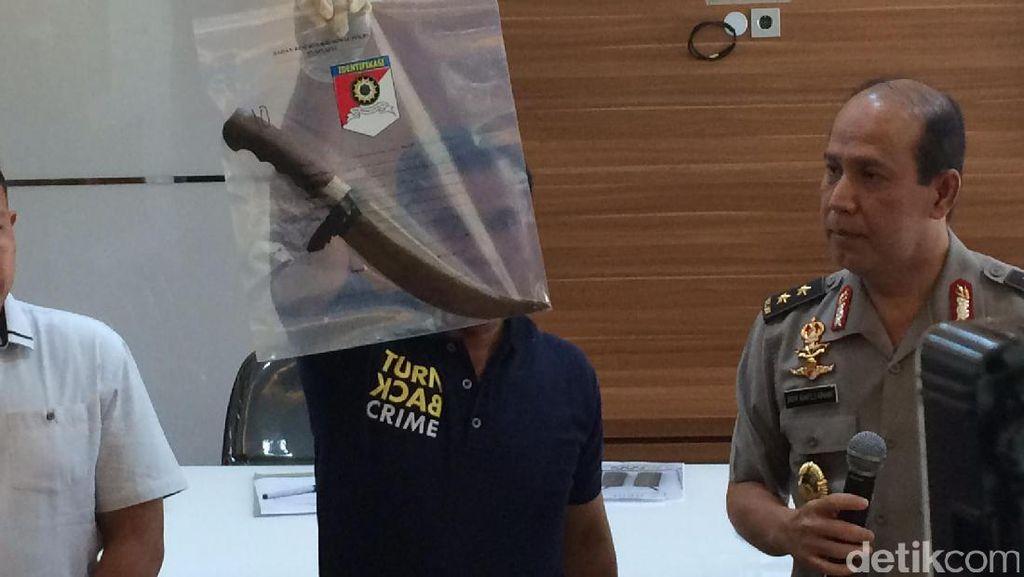 Sebelum Serang Kapolsek Tangerang, Sultan Pamit ke Ortu untuk Panggilan Kerja
