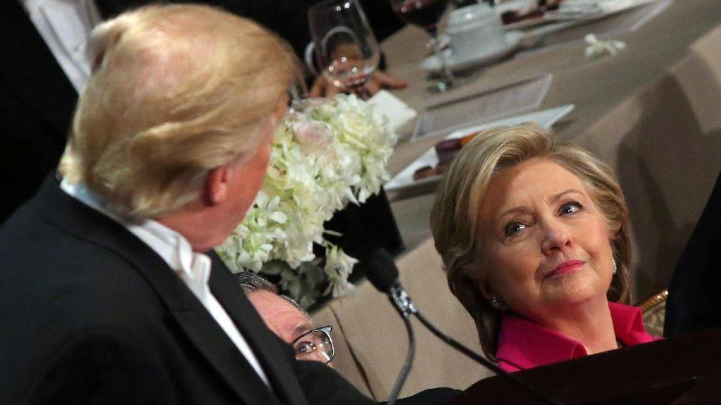 Banyak Republikan Perkirakan Hillary Clinton akan Menangi Pilpres AS