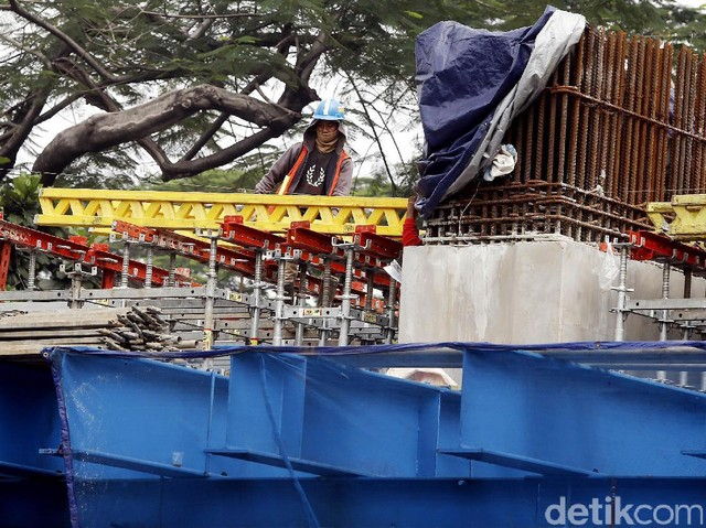 Pembangunan Simpang Susun Semanggi