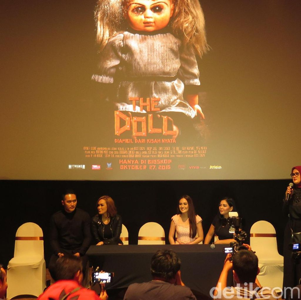 The Doll, Film Horor yang Terinspirasi dari Jalan Siliwangi