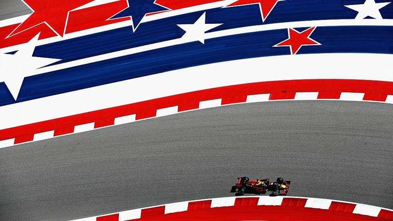 Red Bull 1-2, Verstappen Tercepat