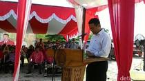 Genjot Produksi Bawang Merah di Perbatasan, Mentan Siapkan Lahan 100 Ha