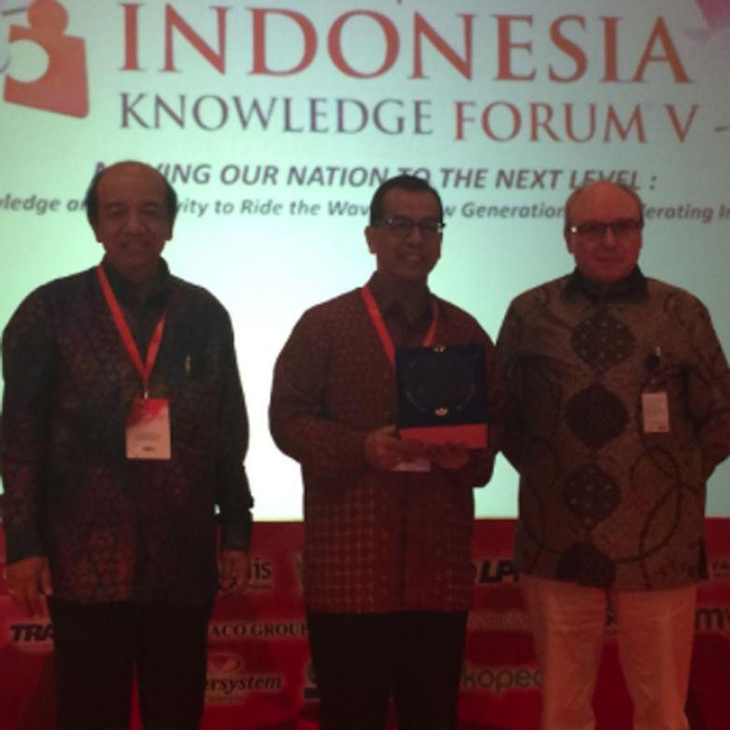 Emirsyah Satar Lakukan Banyak Inovasi Saat Garuda Indonesia Dilanda Krisis