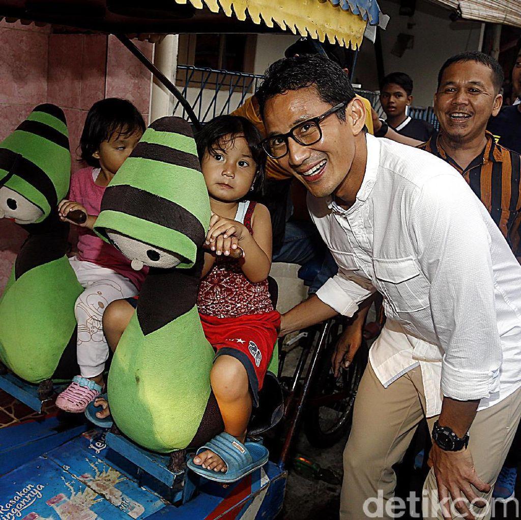 Sandiaga Uno: Proses Demokrasi di Jakarta Lebih Baik dari AS