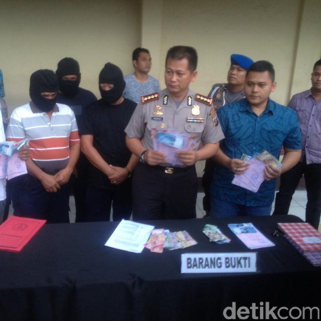 Polisi Periksa Aliran Dana Terkait OTT 3 Petugas Dishub Sumut