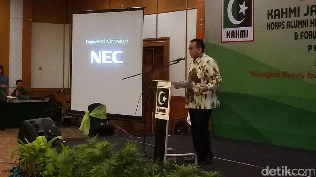 M Taufik: Jakarta Harus Dibangun dengan Cara-cara Beradab