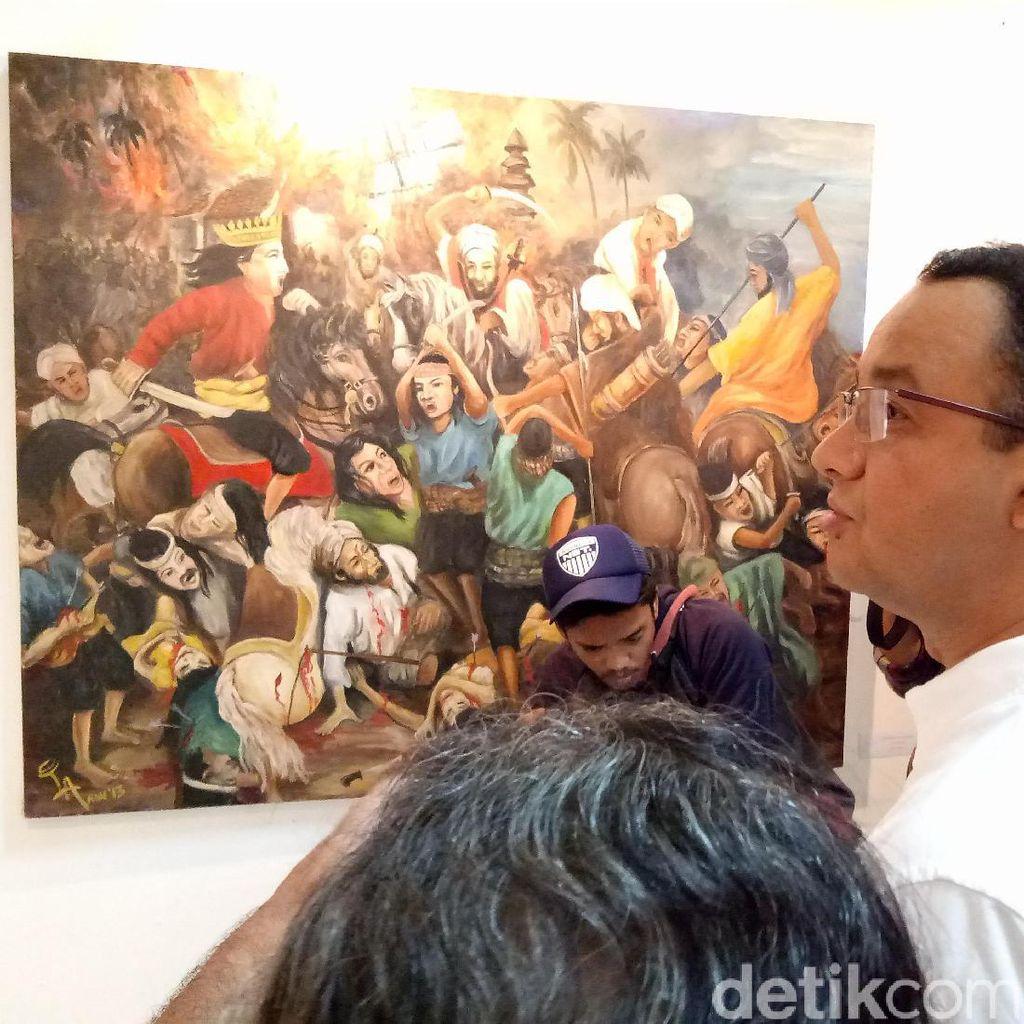Anies Baswedan: Kampung-kampung Jangan Digusur, tapi Dilukis