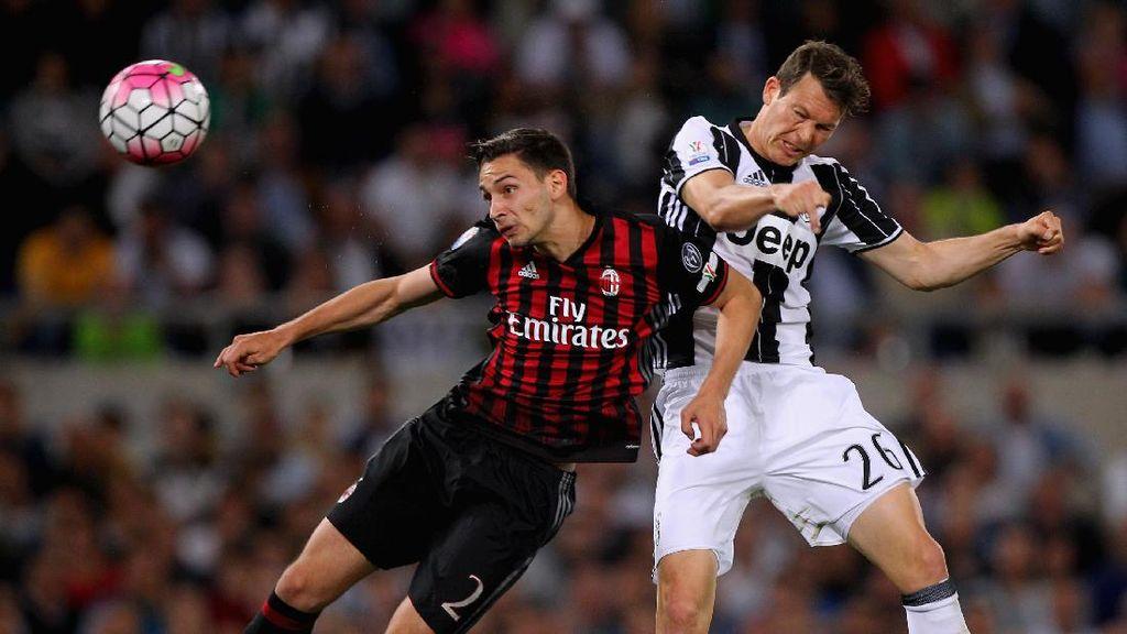 AC Milan vs Juventus: Serangan Sayap vs Serangan Balik