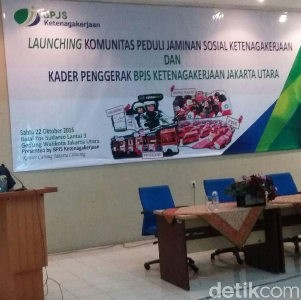 Setor Iuran Rp 16.800/Bulan, Pekerja Informal Bisa Ikut BPJS Ketenagakerjaan