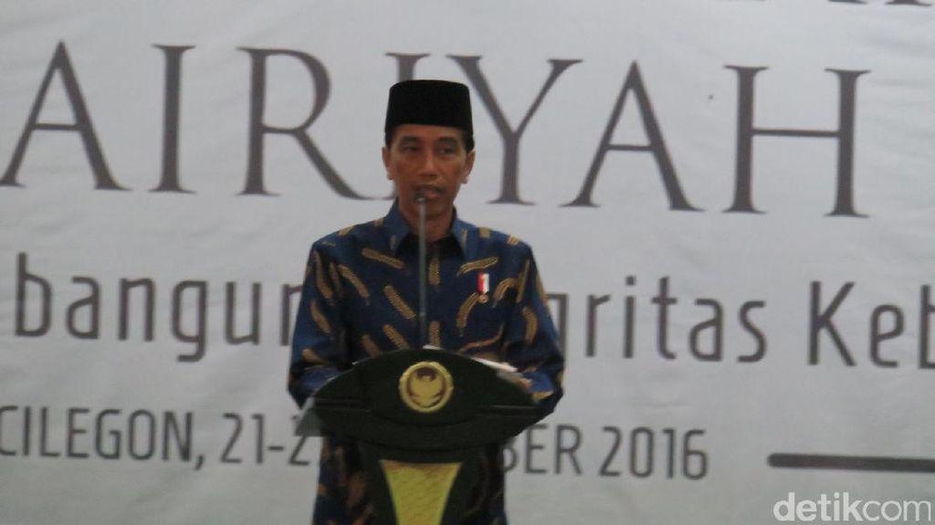 Ini Alasan Jokowi Baru Lapor Terima Gratifikasi dari Perusahaan Rusia