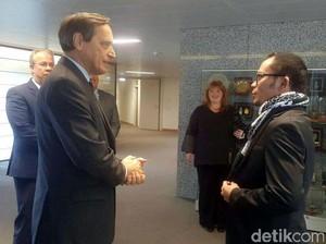 Menteri Hanif Terus Tingkatkan SDM Indonesia