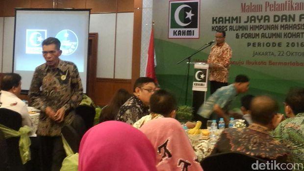Anies: Membangun Jakarta Harus Santun, Tegas Diiringi Kata-kata yg Baik