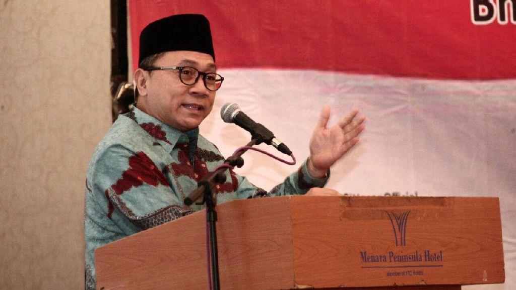 Ketua MPR Ajak Pemuda Hadirkan Pancasila dalam Kehidupan Sehari-hari