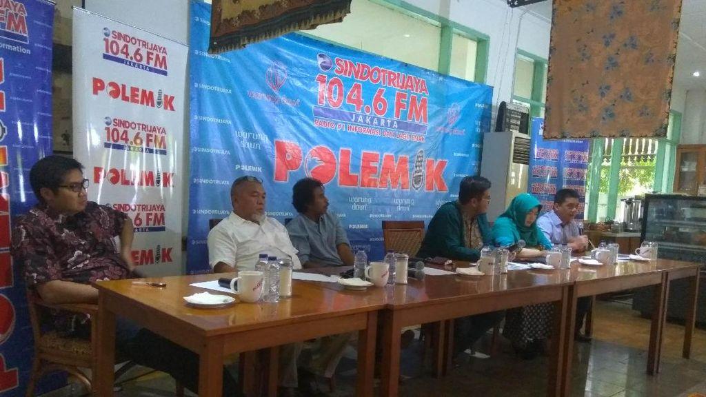 2 Tahun Pemerintahan Jokowi-JK, Gerindra Beri Nilai 5
