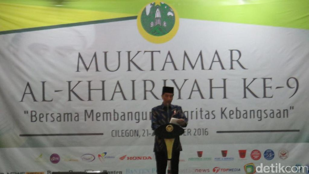 Jokowi: Banyak Orang Pintar Tapi Senangnya Mungli