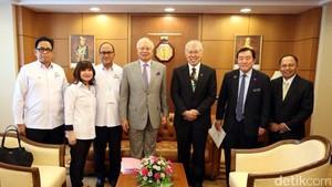 Kerjasama Delegasi Indonesia dan Malaysia