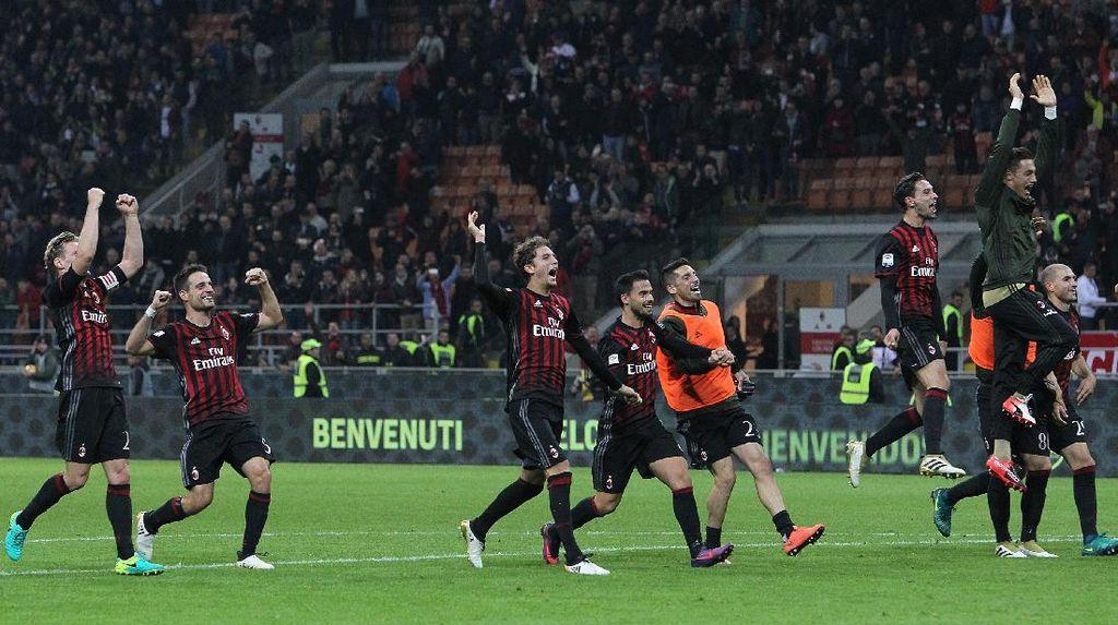 Musim Baru Milan Dimulai